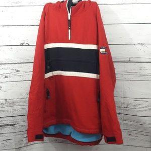Vintage Tommy Hilfiger sz XL pullover hoodie